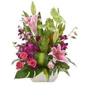 Wandin florist Arlee Flower Arrangement