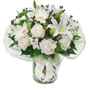 Wandin Florist Bianca Flower Arrangement