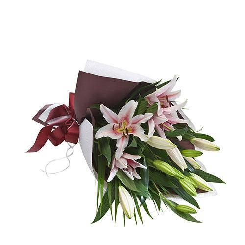 Wandin Florist Birdee Flower Bouquet