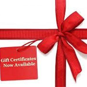 Wandin Florist Gift Certificate