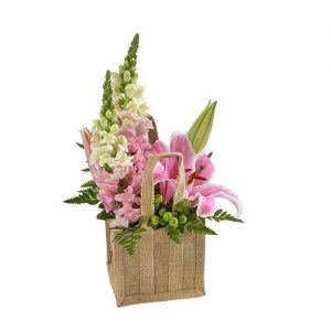 Wandin Florist Ivy Flower Arrangement