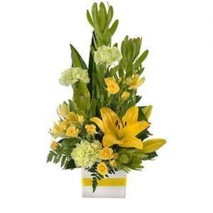 Wandin florist Leuca Flower Arrangement