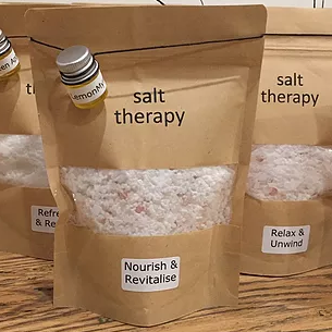Wandin Florist Salt Therapy Bath Salts