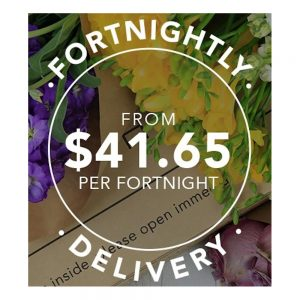 Wandin Florist Fortnightly Subscription