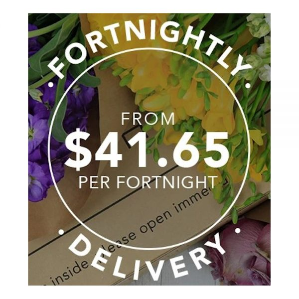 Wandin Florist Fortnightly Subscription