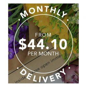 Wandin Florist Subscription Monthly