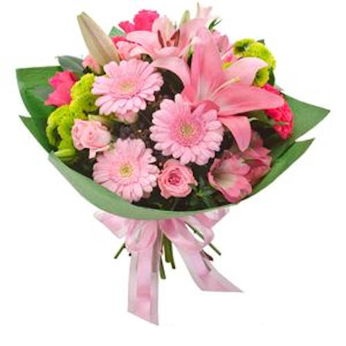 Wandin Florist Sweetness Flower Bouquet