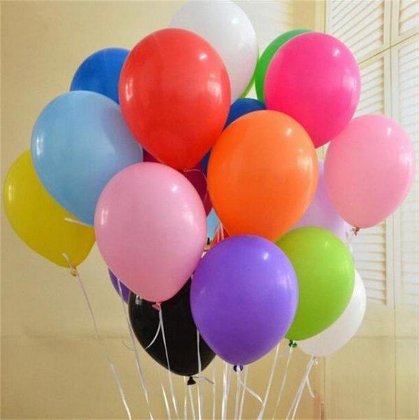 Wandin Florist Balloons Large Helium Plain
