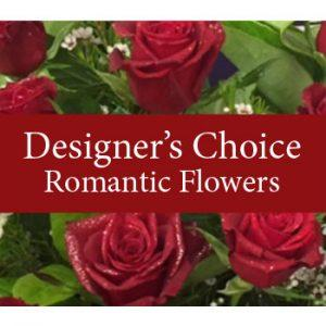 Wandin florist Designer Choice Romantic flowers