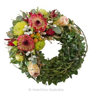 Wandin Florist Barongarook Flower Wreaths