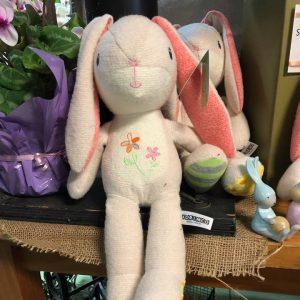 Wandin Florist Designer Plush Rabbit