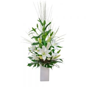 Wandin Florist Tranquility Flower Arrangement