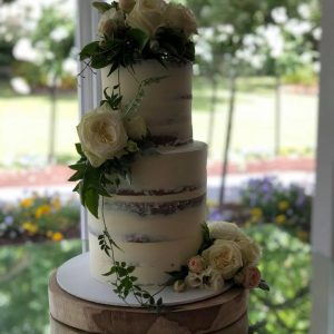 Wedding Cakes –  Flower Decorations – Yarra Valley