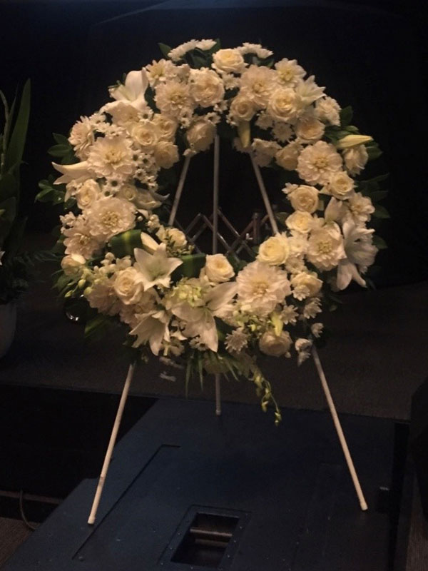 Wandin Florist - Funeral and Sympathy Wreaths