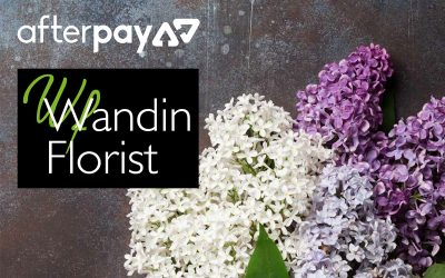 Afterpay for Flowers