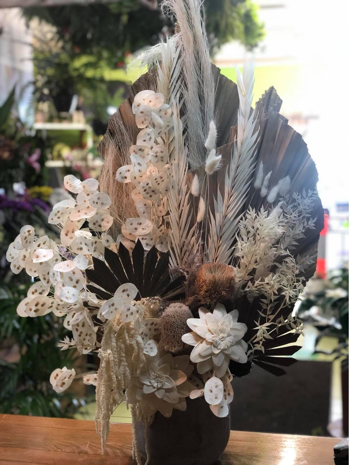 Dried Extra Large From Wandin Florist Yarra Valley